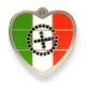 "my geoheart geocoin ""italy"" 