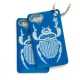 swiss bug (travel tag), black, double set, limited edition