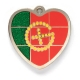 "my geoheart geocoin ""portugal"" 