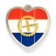"my geoheart geocoin ""netherlands"" 