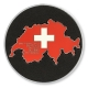 love switzerland geocoin | nickel