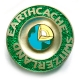 earthcache switzerland geocoin | altsilber